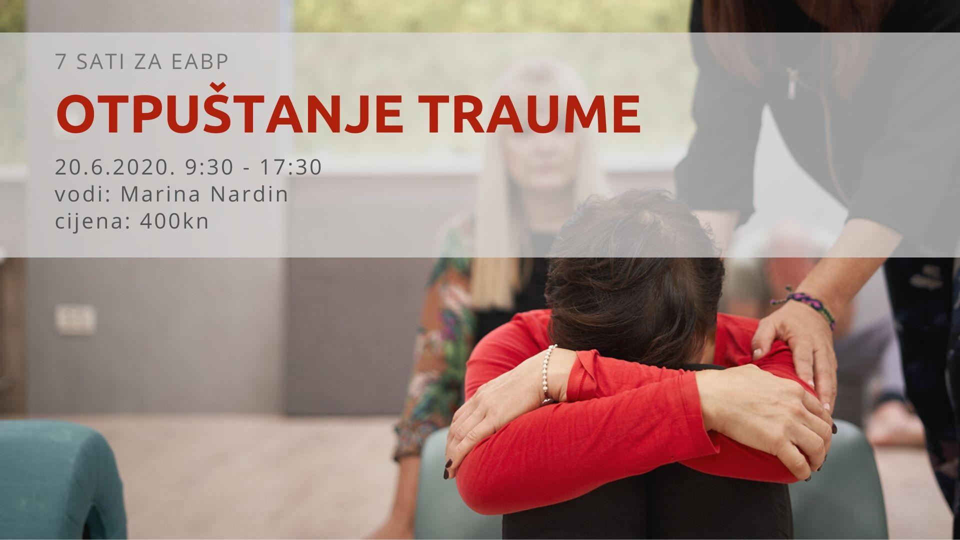 otpuštanje traume